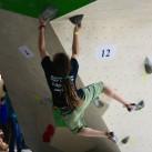 Sächsische Landesmeisterschaften Bouldern 2015 im SüdBloc: Dynamisch - Jannes
