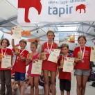 Bouldern Landesjugendspiele: Die Sachsen-Sieger des Bouldercups 2015