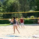 Elbsandsandsteinbouldercup 2015: Mannschaftswettkampf - Beachen