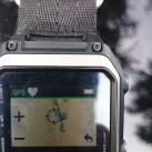 Schneller erster Fix – nicht mal eine Minute braucht die epix, um nach fast 800km Anreise die Position zu ermitteln. Wichtig ist dafür, dass die Uhr regelmäßig (ca. 1x pro Woche) synchronisiert wird, nur dann werden die Satellitenbahndaten aktuell gehalten.