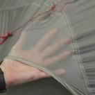 Ultraleicht unterwegs sein mit den neuen, extrem dünnen Zeltmaterialien.