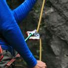 Tuber mit Bremskraftverstärkung: Climbing Technology - Click Up