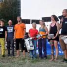 So sehen Sieger aus - die ersten Drei des 3. Bouldercups vom Gautlitzberg