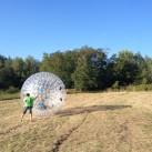 Abenteuer im Riesenball (Bild: Barbara Weiner)