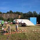 Team-Skistaffel (Bild: Barbara Weiner)