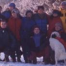 Testtour im Isergebirge 1995