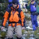 Testtour im Isergebirge 2002