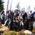 Testtour im Isergebirge 2003