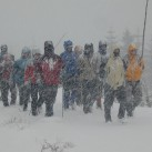 Testtour im Isergebirge 2004