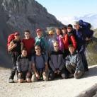Testtour in den Alpen 2005