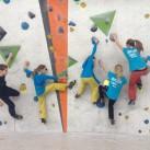 Die Kids im Leipziger Kader im BlocNo Limit