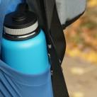 Abisko 65: Elastische Flaschentasche mit Weitenregulierung