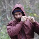 Letto Jacket von bergans: Hut verstellbare Kapuze mit Schildverstärkung