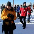 Vorbereitung beim Miriquidi (24h Skirennen)