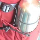 Seitenbalgtaschen (mit Thermosflasche)