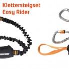 Vom Rückruf betroffene Klettersteigset Easy Rider und Iron Cruiser