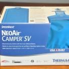 Neu im tapir: NeoAir Camper SV von Therm-a-Rest