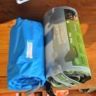 Größenvergleich NeoAir Camper SV vs Trail Pro - beide von Therm-a-Rest