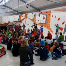 So ein Gewimmel beim Sächsischen Jugendcup Wk2 Bouldern im Bloc NoLimit