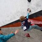 Nick auf dem Weg nach oben, er erkämpfte einen starken zweiten Platz.