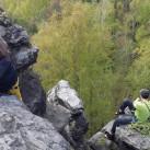 Klettern zu Himmelfahrt