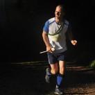 Forrest Gump auf dem Auersberg - mit Löffel und vier Schlingen (als Zusatzgewicht :) )