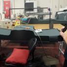 Therm-a-Rest stattet auch spezielle Jet-Linien mit Schlafsitzen aus - jeder in Handarbeit produziert!
