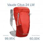 Ulrtaleichtrucksack Citus-24lw von VauDe