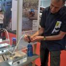 Der neue kleine Wasserfilter (Trailshot Microfilter) von MSR