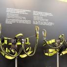 Neu bei Edelrid: Sitzgurt mit integriertem Bandfalldämpfer