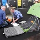 Unser Zeltplatzwart bei Nordisc