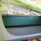 Für den Solotrekker bietet das Arco 1-2P viel Raumkomfort!