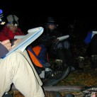 Der Quiz am Abend hat eine lange Tradition: hier 2001 im Isergebirge