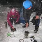 Kochertest 2013 im Thüringer Wald bei zweistelligen Minusgraden