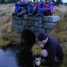 Wasserfiltertest im Isergebrige 2002