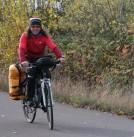 Mit dem Kokyu Full Zip Hoodie auf Radtour im Rahmen der tapir-Testtour