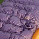 Helium 400 Women: Elastiknaht auf halber Höhe verhindert Wärmeverlust