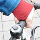 Perfekt gerade beim Radfahren, wenn es für Handschuhe noch zu warm, aber ohne Handschutz kühl werden kann.