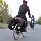 Unterwegs mit den Radtaschen Back Roller Pro von Ortlieb