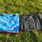 Unterschiedliche Rocklänge: Lavarella Skirt von Ortovox (li) vs Betty Skirt von Direct Alpine (re)