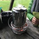 Primus Primetech Stove Set: Kaffeekochen am Morgen