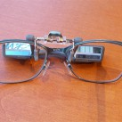 Sicherungsbrille: Clip einfach auf die eigene Brille aufstecken - Los geht's!