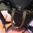 Luftablassventil auf der Rückseite