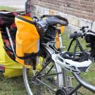 Das Tandem auf der Tour: Gepäcktaschen und Lenkertaschen von Thule