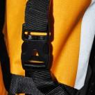 Rollverschluss - Steckschließe an der Tasche