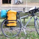 Mit Thule-Radtaschen auf Tour
