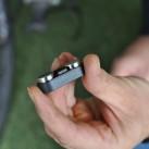 Fahrradgepäcktaschen: So sehen die Magnete von innen aus