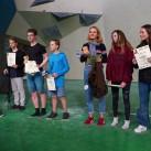Die Sieger und Platzierten in der Jugend B