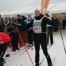 Es war nicht zu kalt, sodass ich mich für die Storm Racer als Skijacke entschieden hatte.