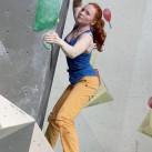 Anna - Sachsenmeisterin aus Dresden vom SBB in der Jugend A (Bild: Anne Hamker)